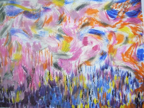 Peinture Claire 4